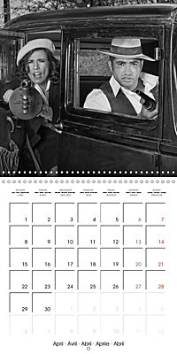 The 20th Century - Gangsters, girls and guns (Wall Calendar 2019 300 × 300 mm Square) - Produktdetailbild 4