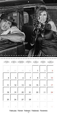 The 20th Century - Gangsters, girls and guns (Wall Calendar 2019 300 × 300 mm Square) - Produktdetailbild 2