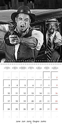 The 20th Century - Gangsters, girls and guns (Wall Calendar 2019 300 × 300 mm Square) - Produktdetailbild 6