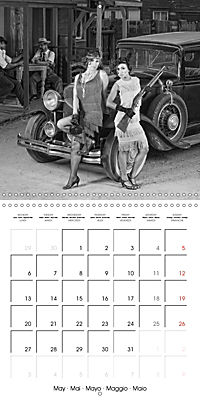 The 20th Century - Gangsters, girls and guns (Wall Calendar 2019 300 × 300 mm Square) - Produktdetailbild 5