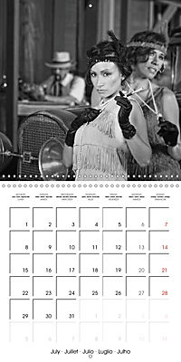 The 20th Century - Gangsters, girls and guns (Wall Calendar 2019 300 × 300 mm Square) - Produktdetailbild 7