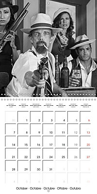 The 20th Century - Gangsters, girls and guns (Wall Calendar 2019 300 × 300 mm Square) - Produktdetailbild 10