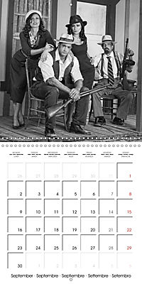 The 20th Century - Gangsters, girls and guns (Wall Calendar 2019 300 × 300 mm Square) - Produktdetailbild 9