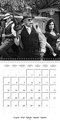 The 20th Century - Gangsters, girls and guns (Wall Calendar 2019 300 × 300 mm Square) - Produktdetailbild 8