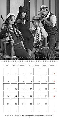 The 20th Century - Gangsters, girls and guns (Wall Calendar 2019 300 × 300 mm Square) - Produktdetailbild 11