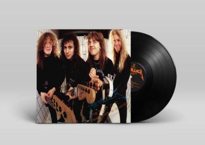 The 5.98 E.P. - Garage Days Re-Revisited (Vinyl), Metallica