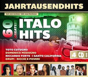 The 60 Greatest Italo Hits, Diverse Interpreten