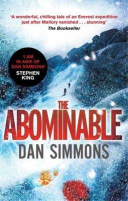 The Abominable, Dan Simmons