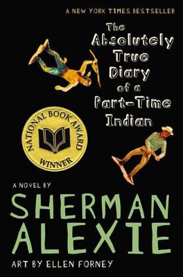 The Absolutely True Diary of a Part-Time Indian, Sherman Alexie