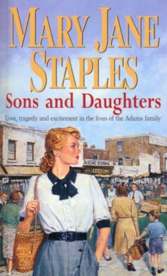The Adams Family: Sons And Daughters, MARY JANE STAPLES