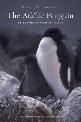 The Adélie Penguin, David Ainley
