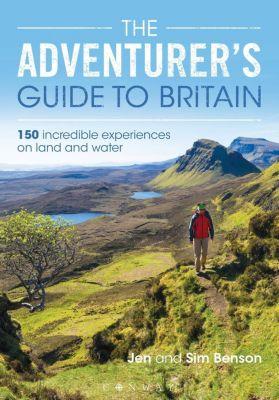 The Adventurer's Guide to Britain, Jen Benson, Sim Benson