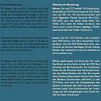 The Adventures of Sherlock Holmes, 1 MP3-CD - Produktdetailbild 2