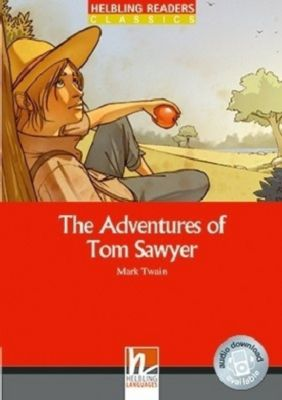 The Adventures of Tom Sawyer, Class Set, Mark Twain, David A. Hill