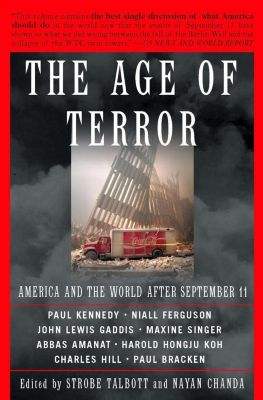 The Age Of Terror, Nayan Chanda, Strobe Talbott