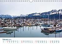 The Alaska Calendar UK-Version (Wall Calendar 2019 DIN A4 Landscape) - Produktdetailbild 2