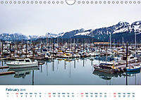 The Alaska Calendar UK-Version (Wall Calendar 2019 DIN A4 Landscape) - Produktdetailbild 2