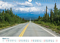 The Alaska Calendar UK-Version (Wall Calendar 2019 DIN A4 Landscape) - Produktdetailbild 3