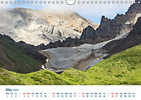 The Alaska Calendar UK-Version (Wall Calendar 2019 DIN A4 Landscape) - Produktdetailbild 5