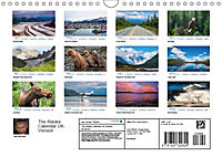 The Alaska Calendar UK-Version (Wall Calendar 2019 DIN A4 Landscape) - Produktdetailbild 13