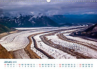 The Alaska Calendar UK-Version (Wall Calendar 2019 DIN A3 Landscape) - Produktdetailbild 1