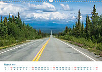 The Alaska Calendar UK-Version (Wall Calendar 2019 DIN A3 Landscape) - Produktdetailbild 3