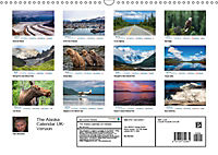 The Alaska Calendar UK-Version (Wall Calendar 2019 DIN A3 Landscape) - Produktdetailbild 13