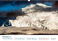 The Alaska Calendar UK-Version (Wall Calendar 2019 DIN A3 Landscape) - Produktdetailbild 12