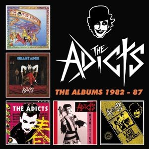 The Albums 1982-87, Adicts