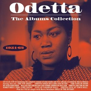 The Albums Collection 1954-62, Odetta