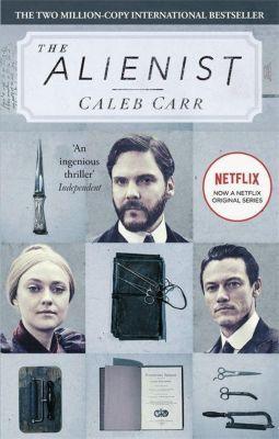 The Alienist, Caleb Carr