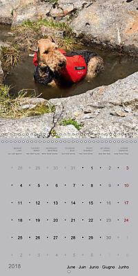 The Alpinedale (Wall Calendar 2018 300 × 300 mm Square) - Produktdetailbild 6