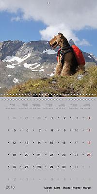 The Alpinedale (Wall Calendar 2018 300 × 300 mm Square) - Produktdetailbild 3