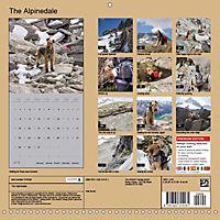 The Alpinedale (Wall Calendar 2018 300 × 300 mm Square) - Produktdetailbild 13
