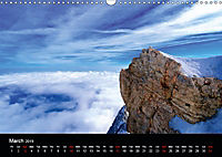the alps between mountain and valley (Wall Calendar 2019 DIN A3 Landscape) - Produktdetailbild 3