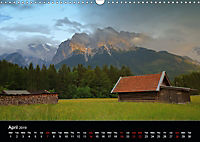 the alps between mountain and valley (Wall Calendar 2019 DIN A3 Landscape) - Produktdetailbild 4