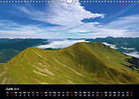 the alps between mountain and valley (Wall Calendar 2019 DIN A3 Landscape) - Produktdetailbild 6