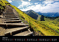 the alps between mountain and valley (Wall Calendar 2019 DIN A3 Landscape) - Produktdetailbild 7