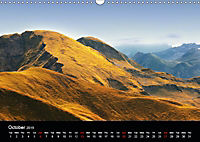 the alps between mountain and valley (Wall Calendar 2019 DIN A3 Landscape) - Produktdetailbild 10