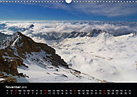 the alps between mountain and valley (Wall Calendar 2019 DIN A3 Landscape) - Produktdetailbild 11