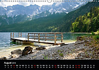 the alps between mountain and valley (Wall Calendar 2019 DIN A3 Landscape) - Produktdetailbild 8