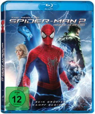 The Amazing Spider-Man 2, (Buchvorlage: Steve Ditko, Stan Lee) Alex Kurtzman, Roberto Orci, Jeff Pinkner, James Vanderbilt
