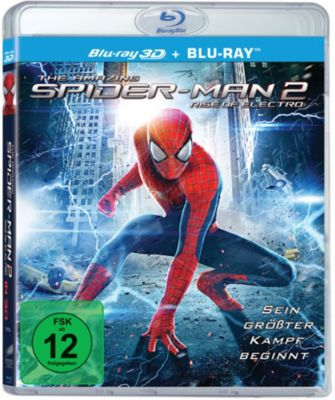 The Amazing Spider-Man 2 - 3D-Version