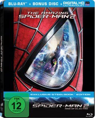 The Amazing Spider-Man 2 - Steelbook