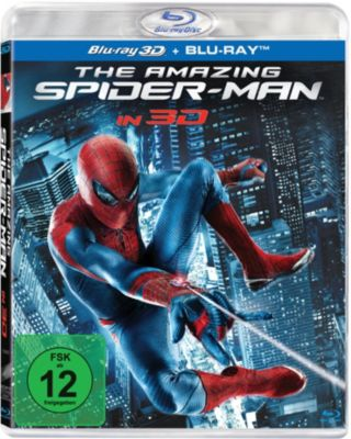 The Amazing Spider-Man - 3D-Version, Alvin Sargent, Steve Kloves, Steve Ditko, Stan Lee, James Vanderbilt