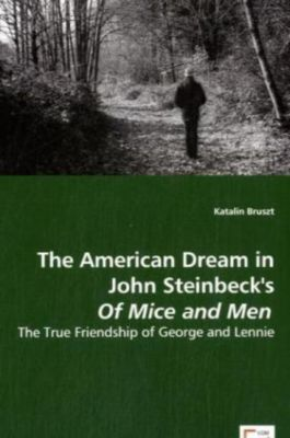 of mice and men coursework american dream