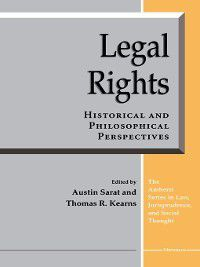 The Amherst In Law, Jurisprudence, and Social Thought: Legal Rights