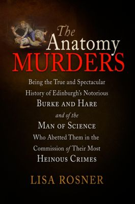 The Anatomy Murders, Lisa Rosner