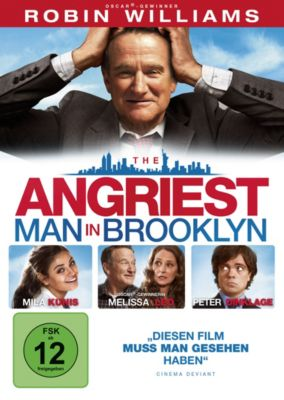 The Angriest Man in Brooklyn, Assi Dayan