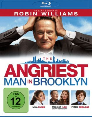 The Angriest Man in Brooklyn, Diverse Interpreten